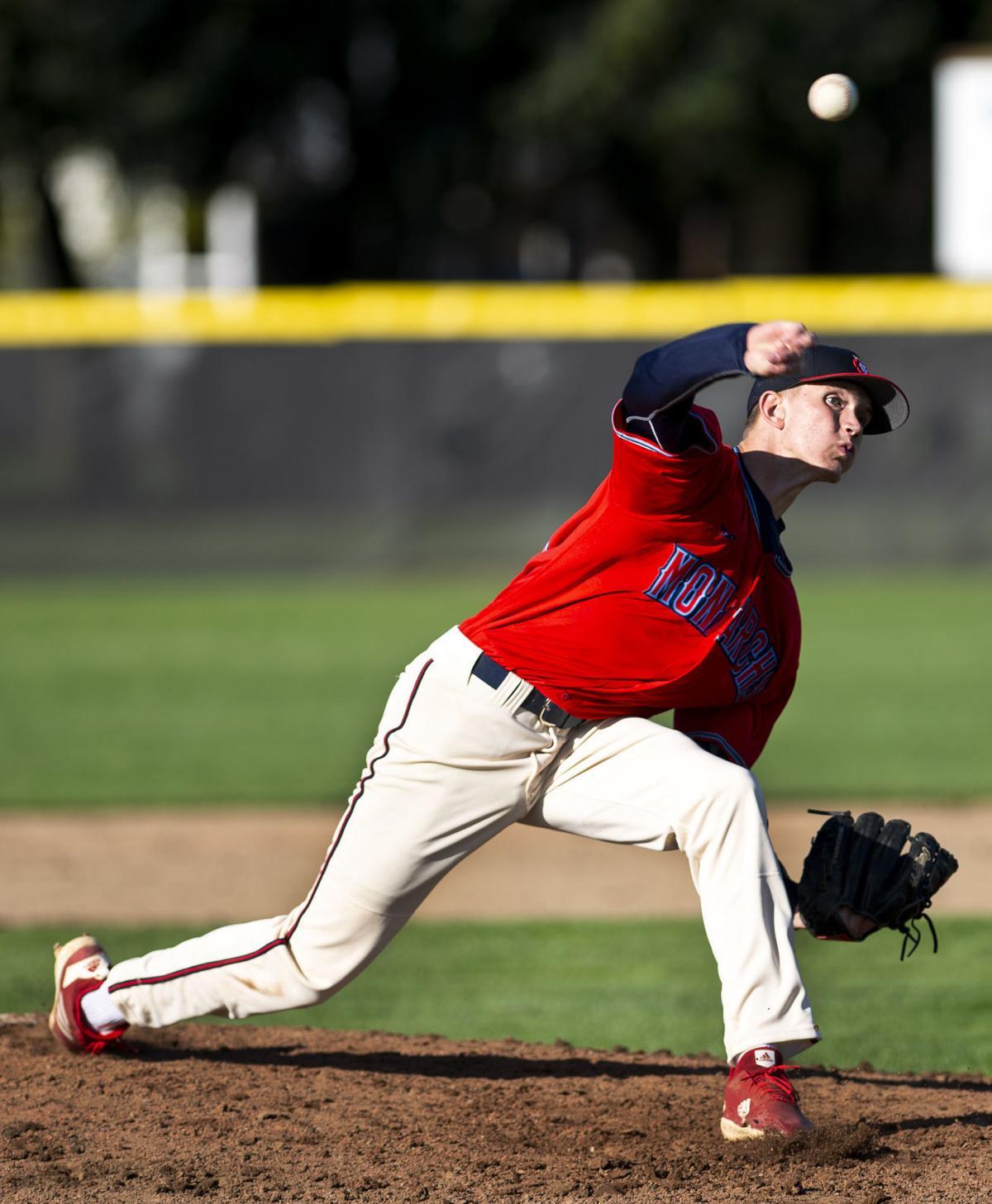 R.A. Long Baseball vs. Mark Morris
