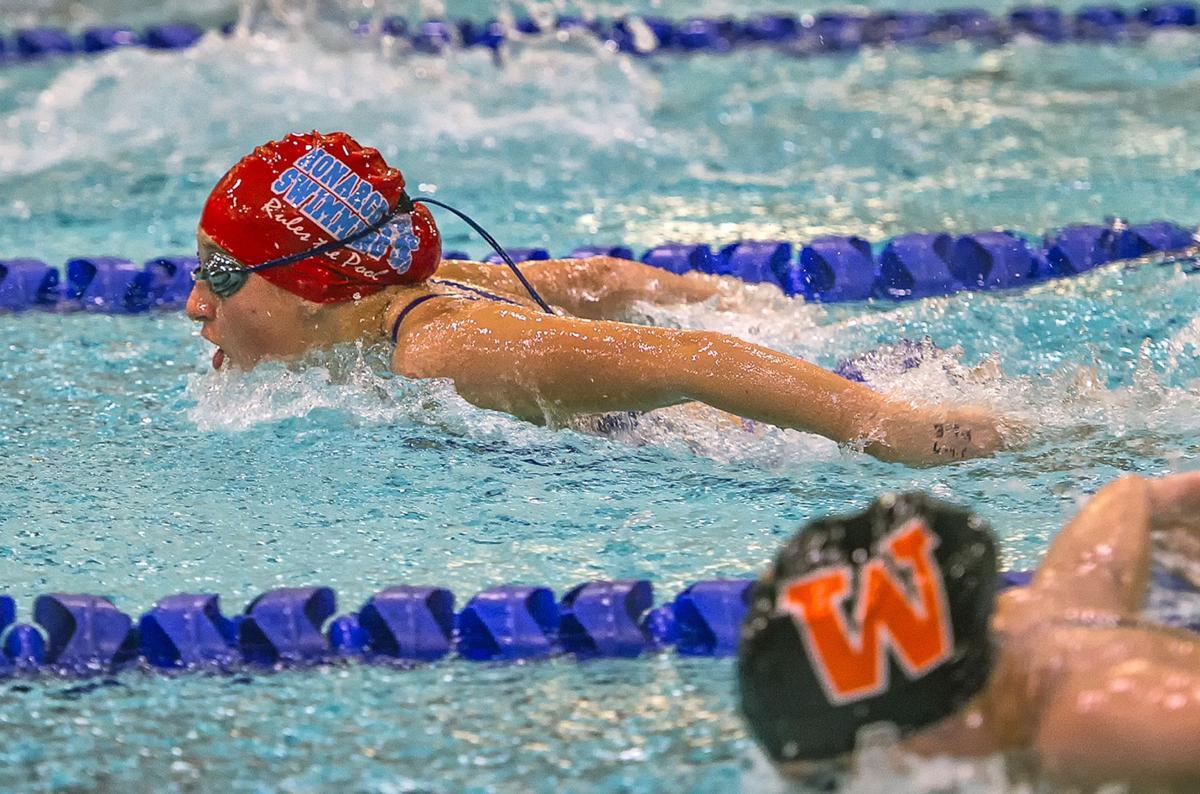Kelso Invitational Swim