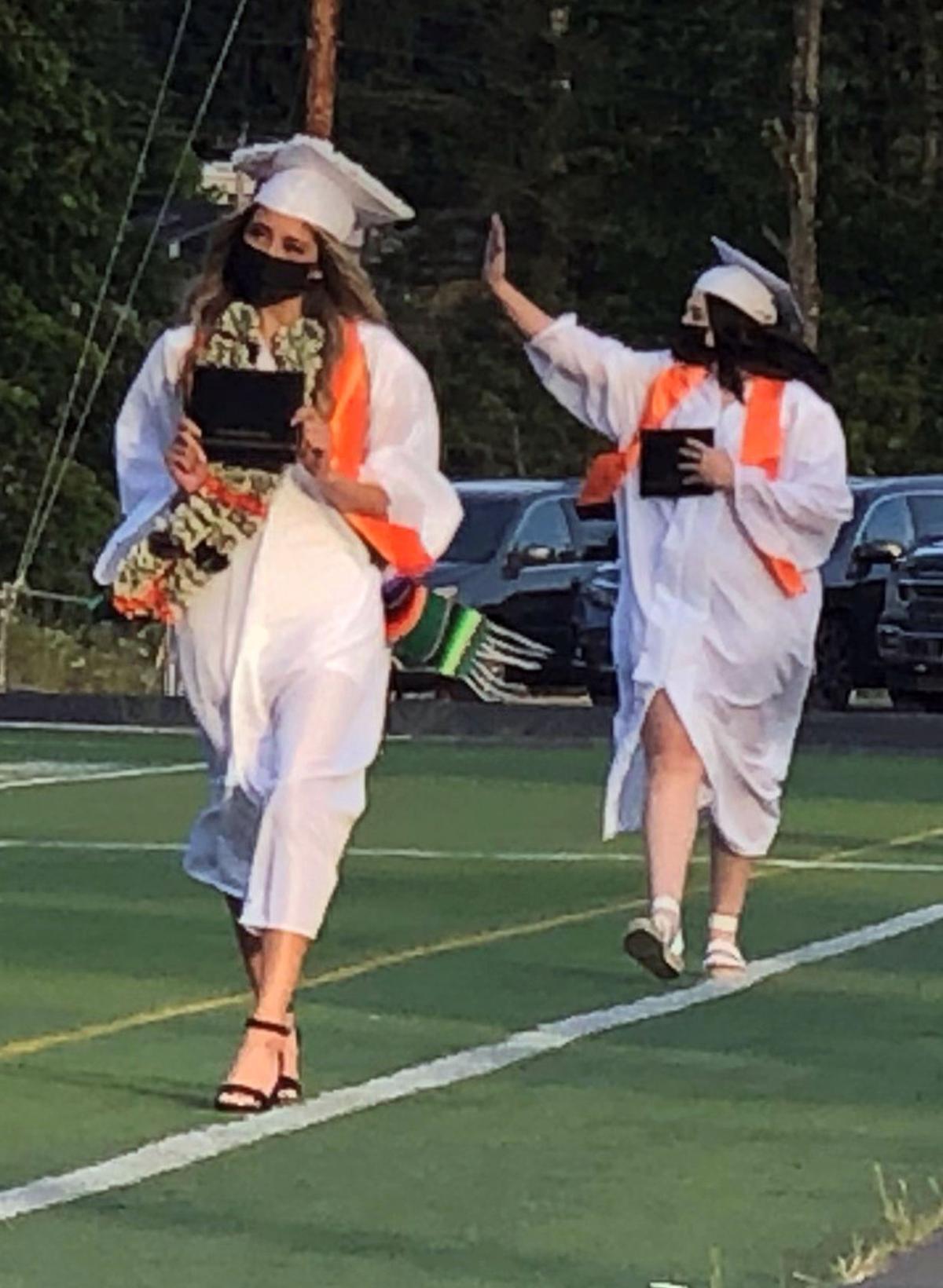 Kalama graduation