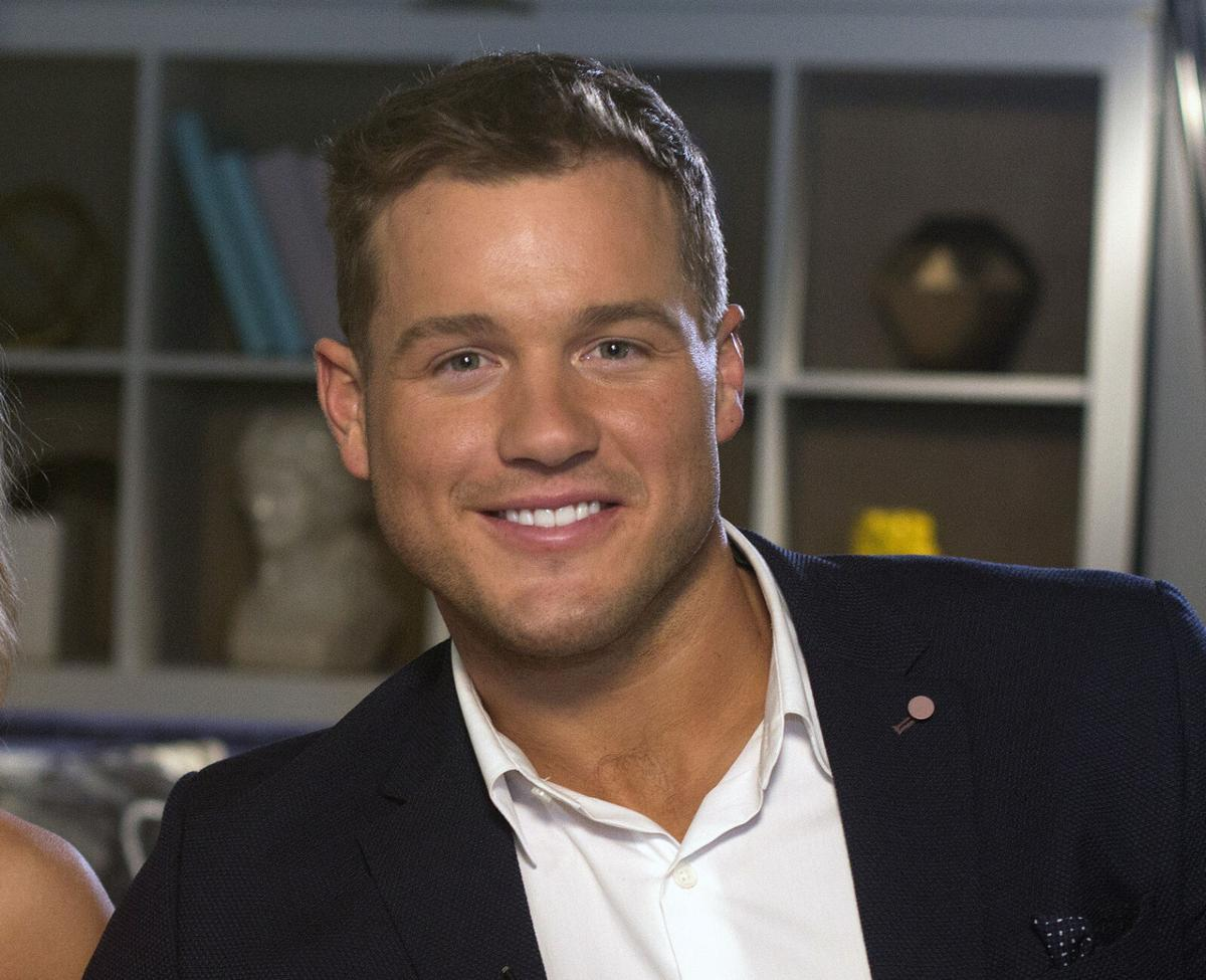 People Colton Underwood
