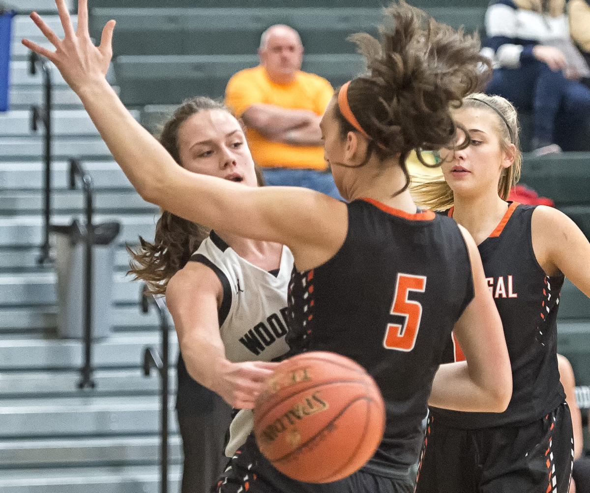 Woodland-Washougal-girls basketball