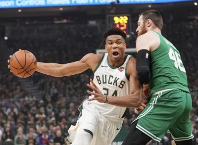 Bucks Are Back Basketball
