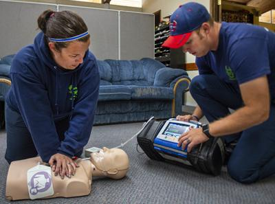 Automated CPR machine helps Cowlitz 6 improve cardiac arrest response