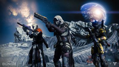 Game Review: 'Destiny' story lacks gravitas, ingenuity