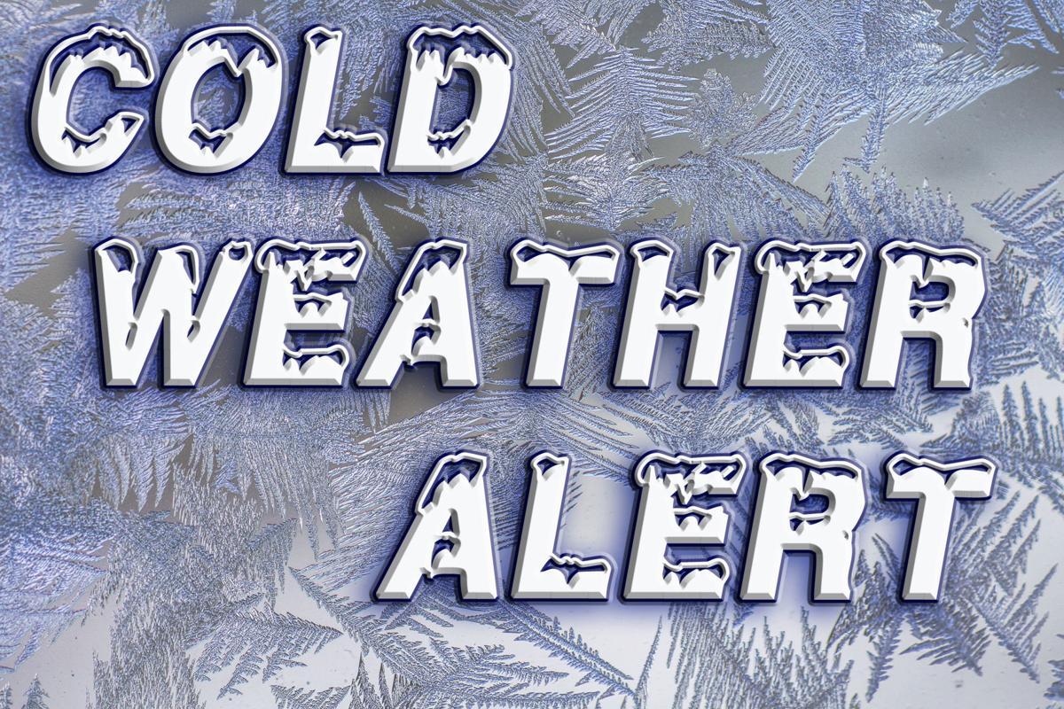Cold weather alert