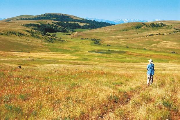 Vast Oregon Plateau Nourishes Dense Ecosystem