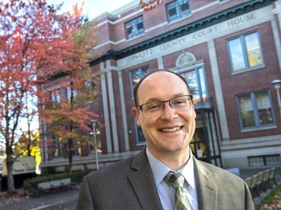 Cowlitz County's new chief promises efficient, friendlier