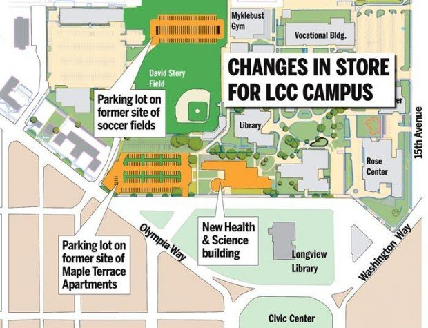 Plans for new LCC building taking shape