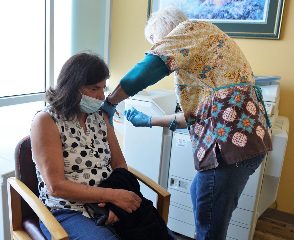 Community Health Partners COVID-19 vaccine