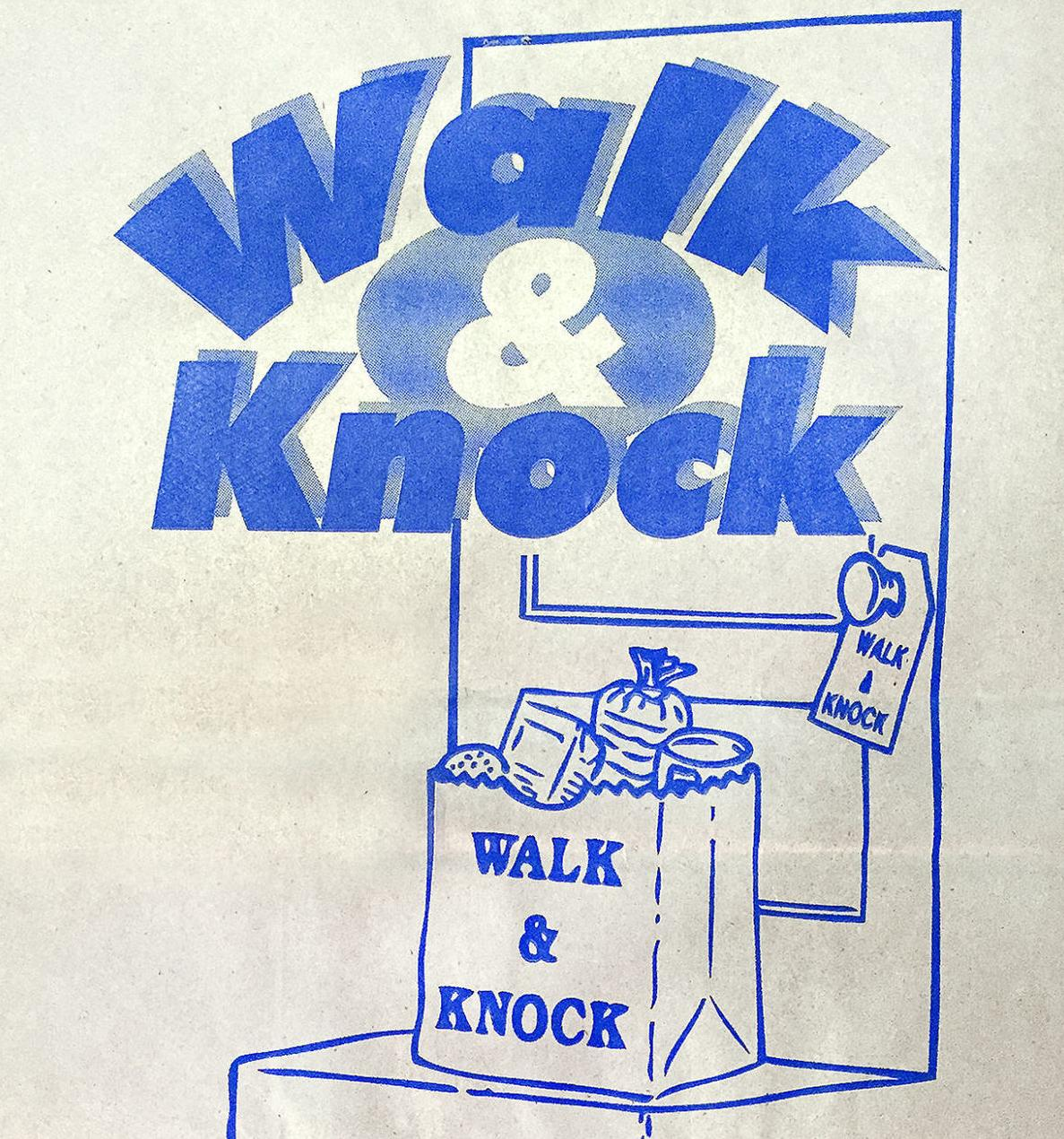 Walk and Knock