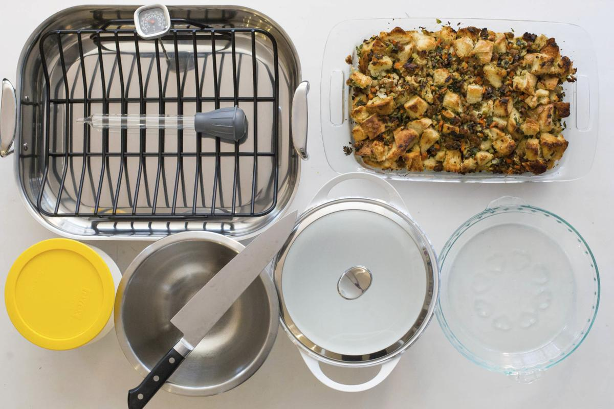 Tools for the holiday kitchen