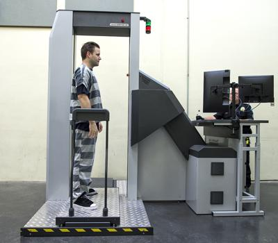 County body scanner