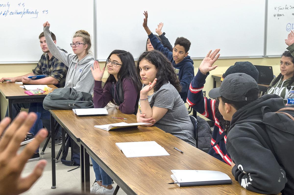 Kelso diversity class