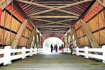 Covered bridges of Lincoln County