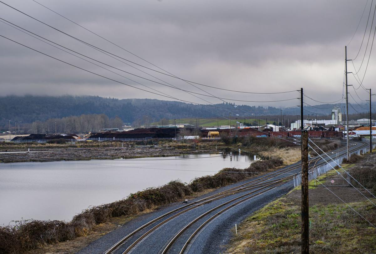 Industrial Rail Corridor