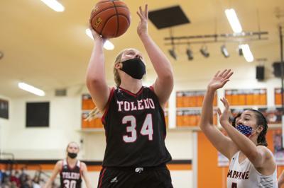 Stacie Spahr Toledo girls basketball