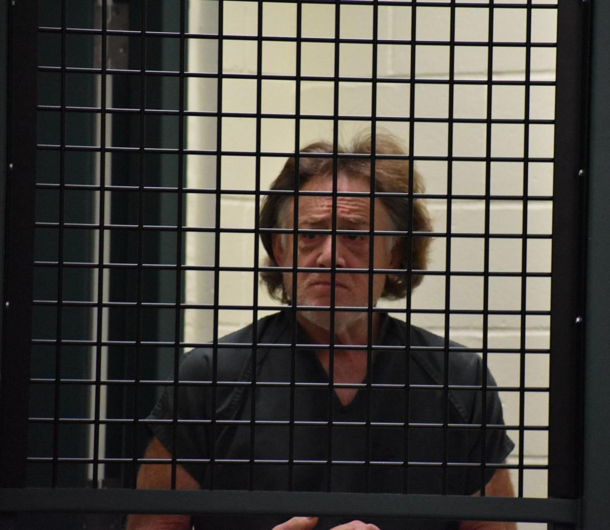 Jay Douglas jail