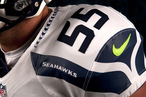 Gallery New Seahawks Uniforms Sports Tdn Com