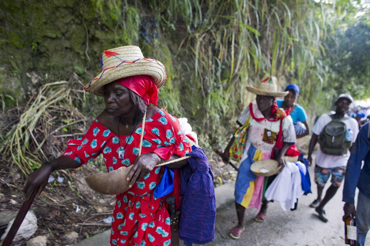 A Haitian Voodoo festival, in 16 photos | International