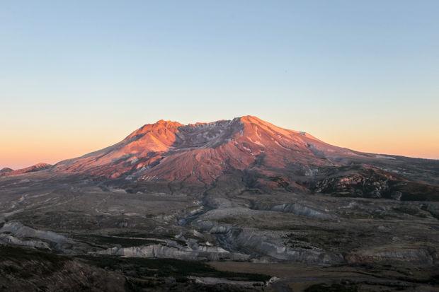 No. 32: Mount St. Helens