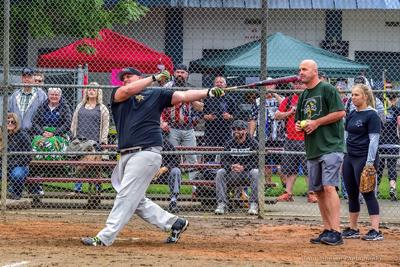 DeRosier softball tournament 1