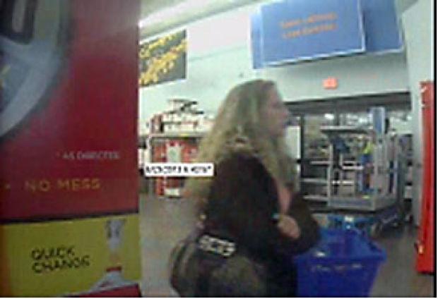 Gallery Woodland Walmart Theft Suspects