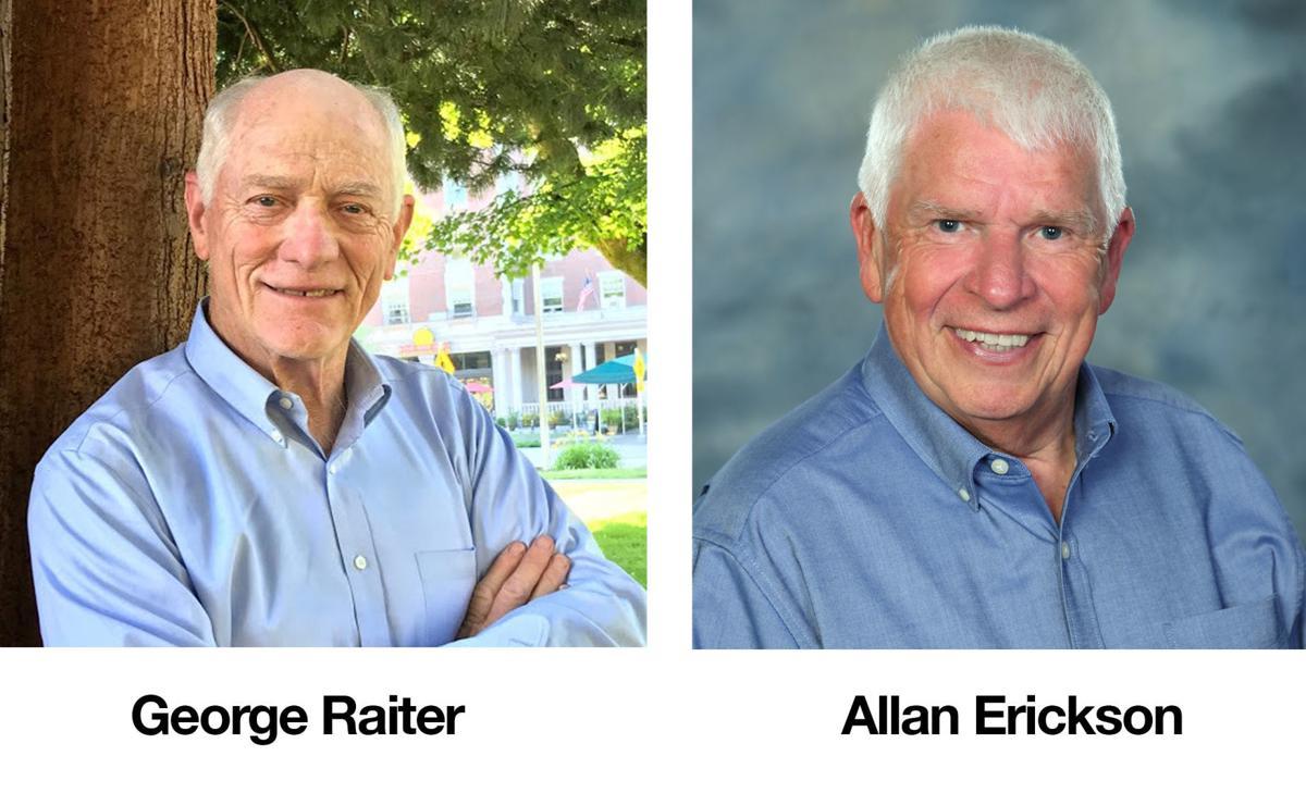 Port of Longview commissioner candidates