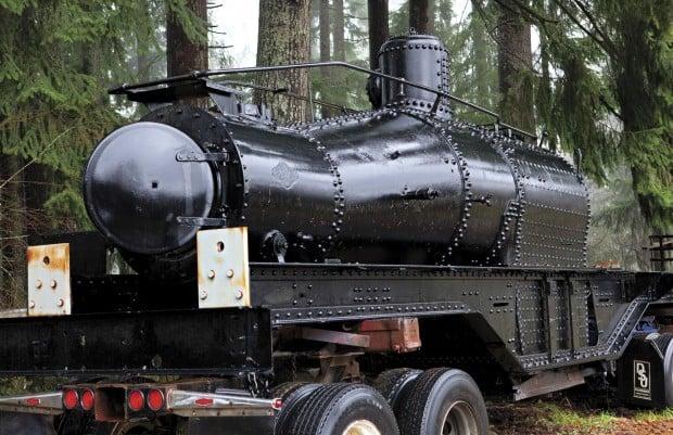 Shay locomotive 1