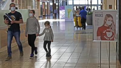 Virus Outbreak Ohio Reopens