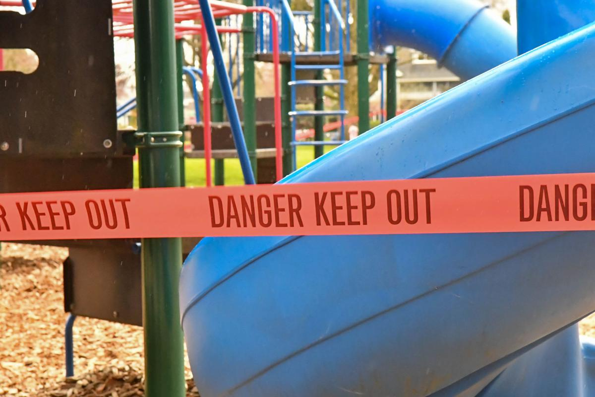 Red tape playgrounds