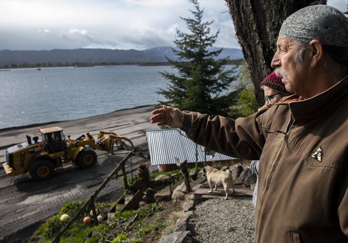 Cape Horn residents find security