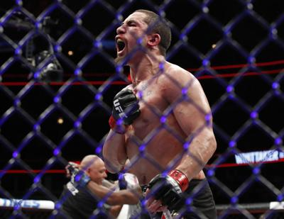 UFC 234 Mixed Martial Arts