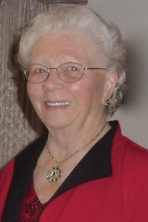 Verna (Larson) Hanson