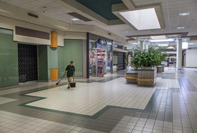 Three Rivers Mall sale