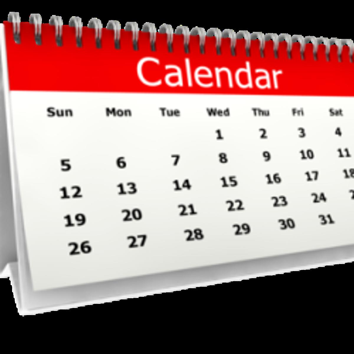 Class Gatherings Calendar: September 7-21 | Calendar | tdn com