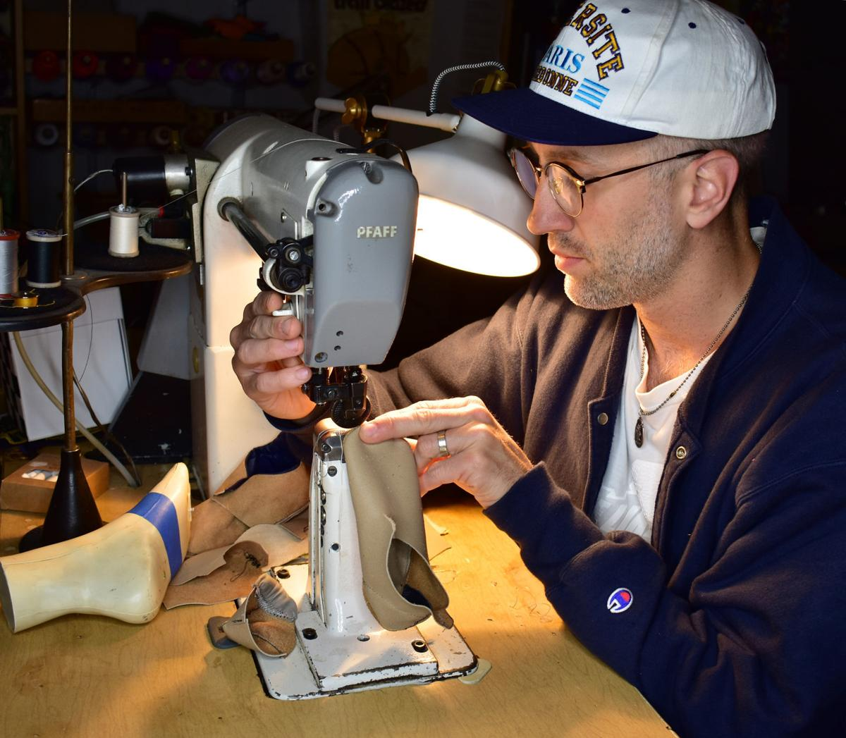 Last Dancing Shoes: A Kelso kid grows up to realize his dream