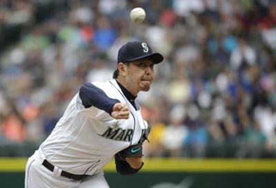 Astros Mariners Baseball