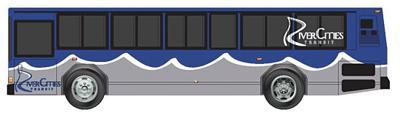 River City Transit Bus