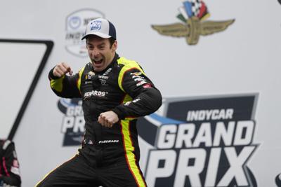 IndyCar GP Auto Racing