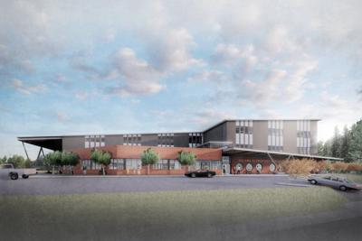 Kalama Elementary School rendering