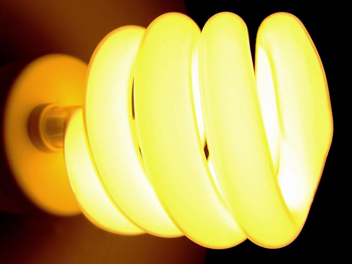 Fluorescent Bulb Stock