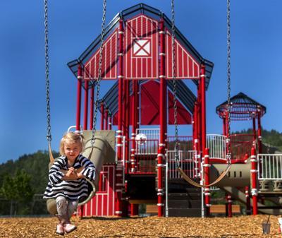 Port of Kalama dedicates Haydu Park playground to longtime employee