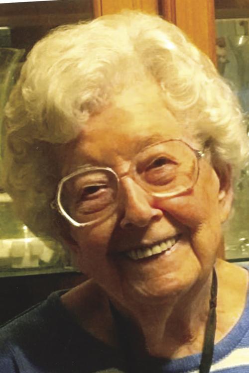 Gertrude Ethyl Woodward