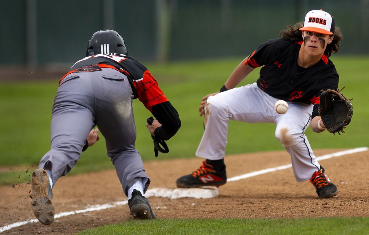 Kalama Baseballsweeps Rainier 14-8 in State Semifinal