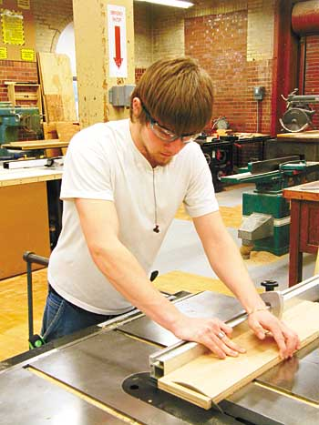 RAL woodworker