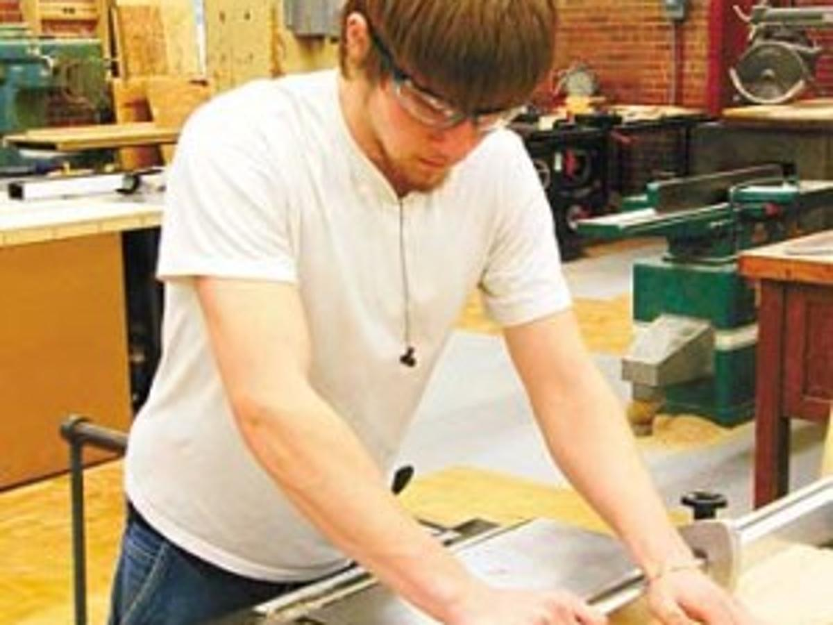 Young Journalists 5 Lumberjacks Headed To State Woodworking Competition Lifestyles Tdn Com