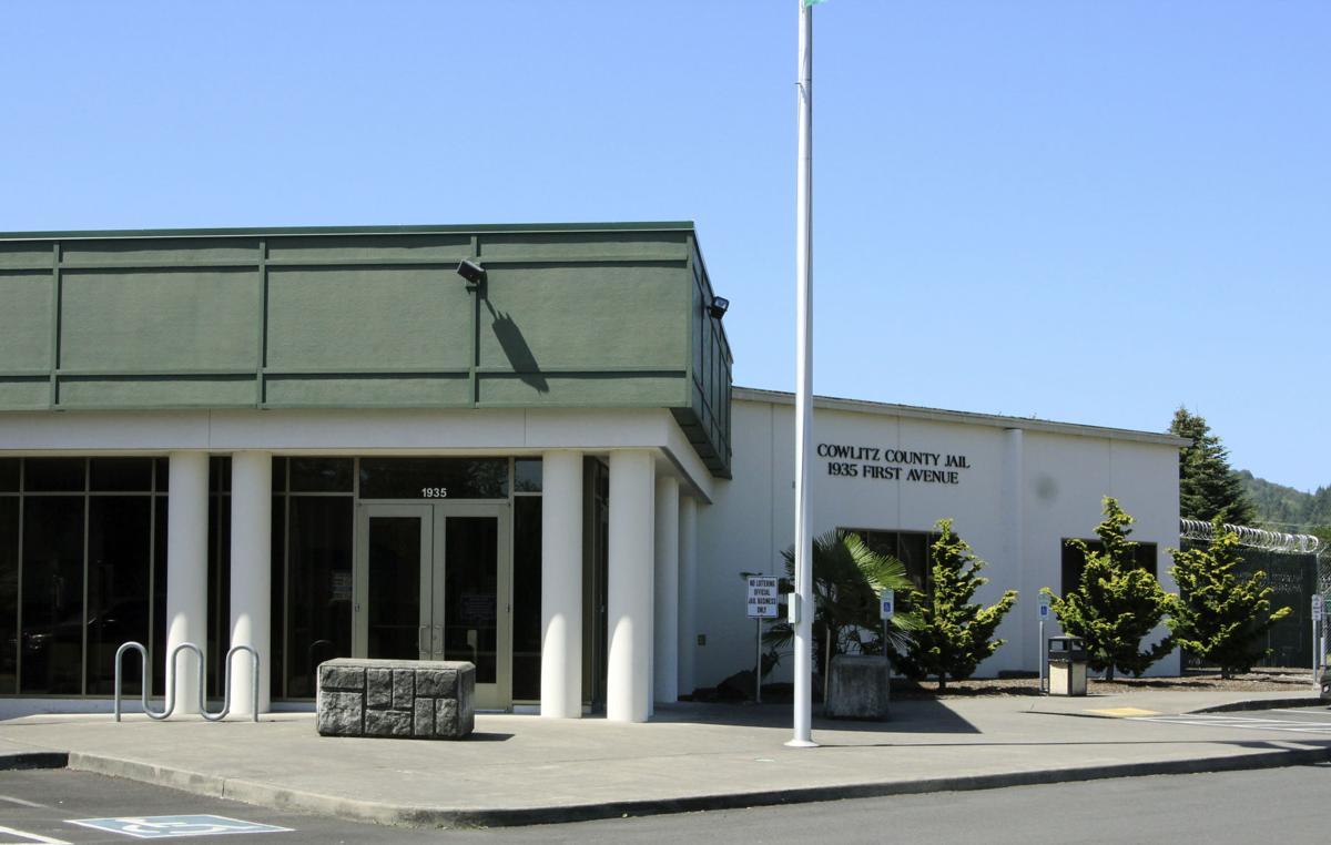 Cowlitz County Jail