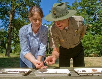 OSU dig finds artifacts of the past at Champoeg