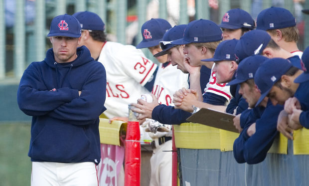 LCC baseball vs. Pierce, 4.28.14