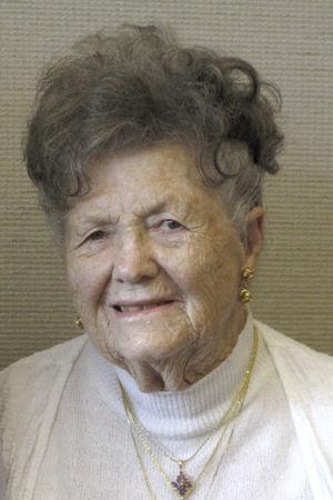 Ethel Louise Bergly